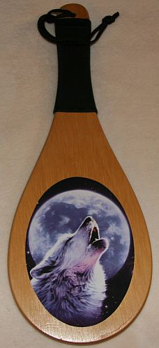 The Howler paddle