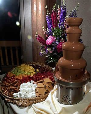 choccie fountain